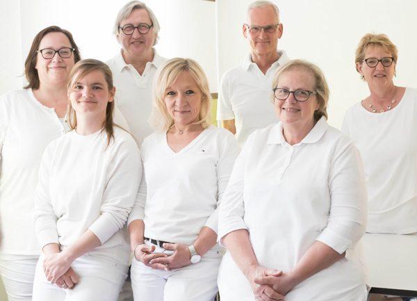 Dr. med Peter Steinkamp - Team
